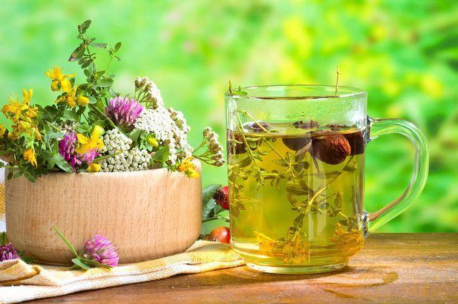 чай при цукровому діабеті
