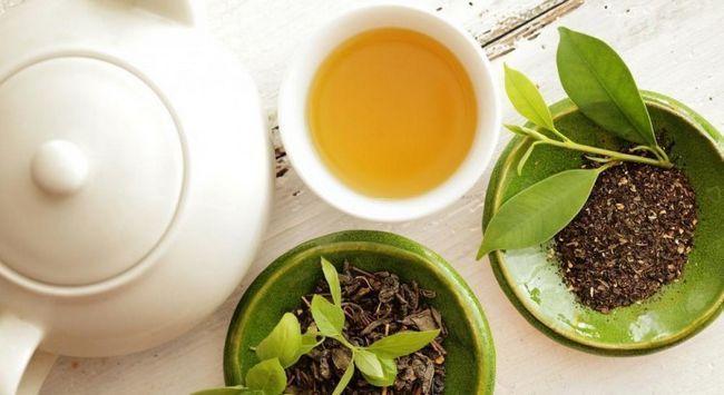 зелений чай при діабеті