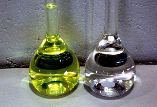 Бензин і уайт-спірит