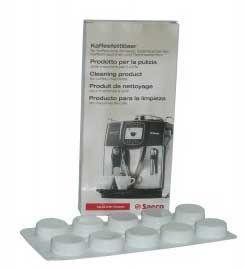 Таблетованій засіб для догляду за кавоваркою SAERO