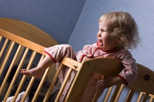 дитина не хоче засипати