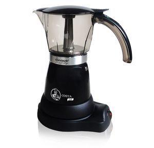 Що таке кавоварка гейзерного типу