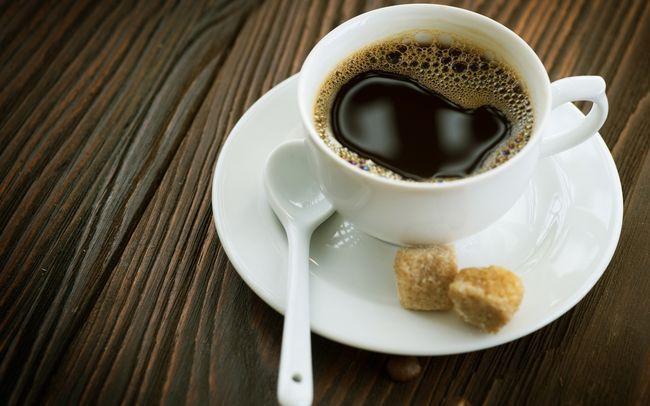 Кава в гейзерній кавоварці
