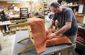 обтягування меблів