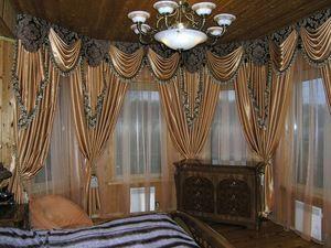 Розкіш на шторах