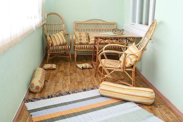 Дерев`яний тепла підлога
