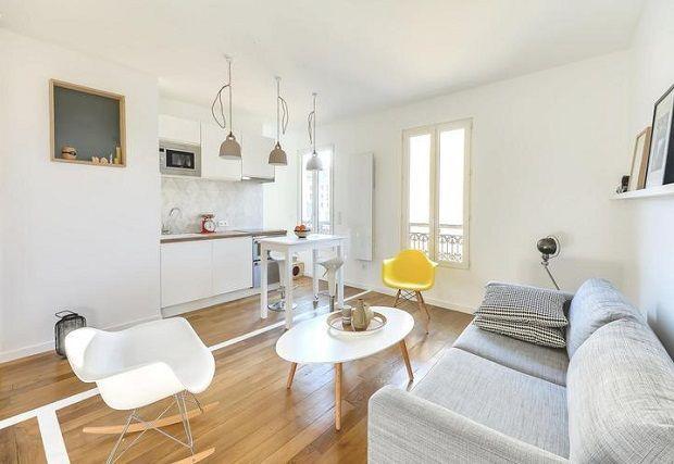 Дизайн квартири в стилі хай-тек