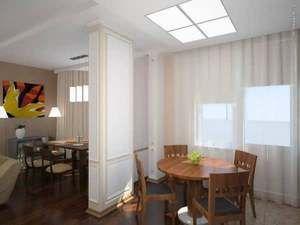 Дизайн обідньої зони на кухні - варіанти оформлення і фото