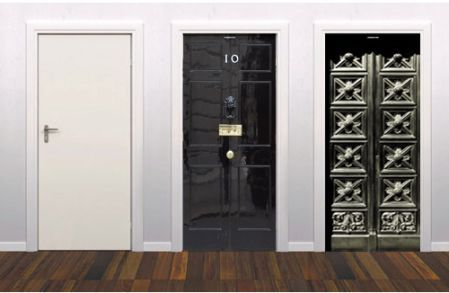 Дизайн вхідних дверей