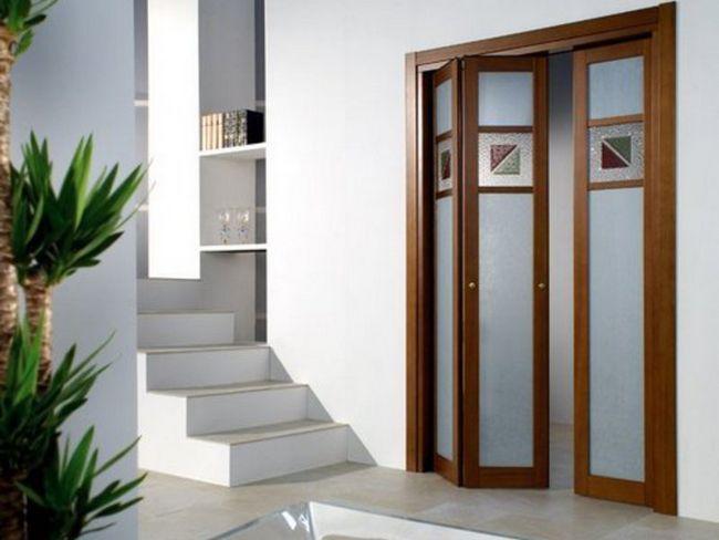 Складні двері гармошка