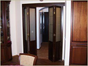 складні двері