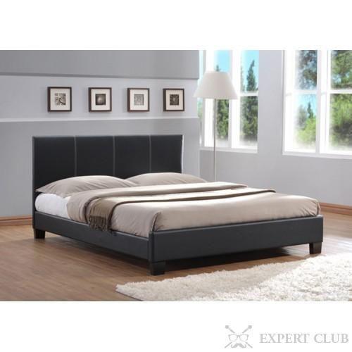 Двоспальні ліжка з екокожі - розкішний елемент інтер`єру