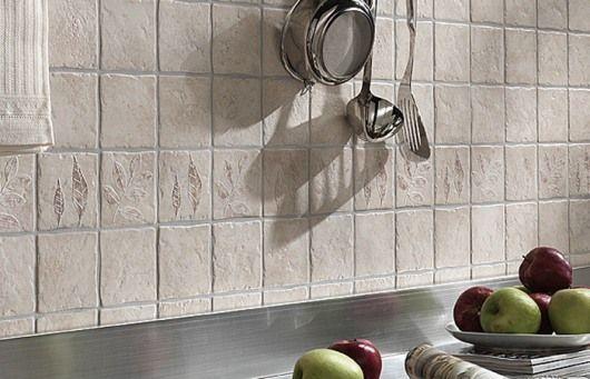 Фартух для кухні своїми руками з плитки - інструкція із застосування