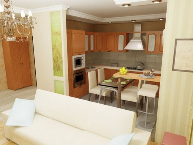 Дизайн кухні в класичному стилі: приклади оформлення і фото