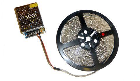 Монтаж світлодіодної стрічки