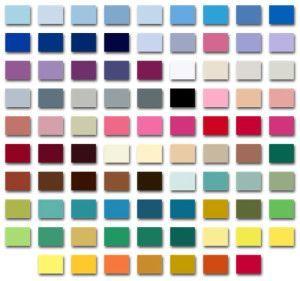 кольори натяжних стель