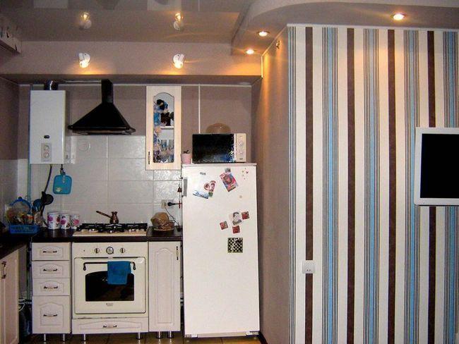 Дизайн кухні в хрущовці