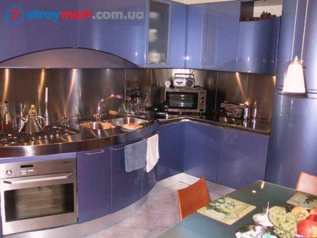 Як зробити ремонт кухні в маленькій кухні