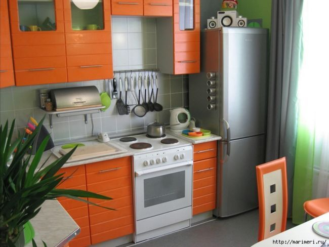 Ідеальний ремонт кухні в хрущовці