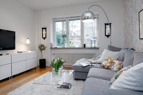 Інтер`єр маленької квартири