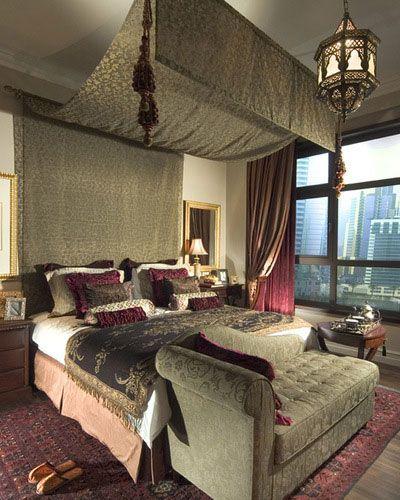 Інтер`єр спальні в різних стилях. Частина iv
