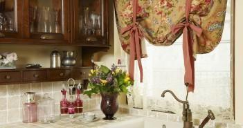 Цікаві ідеї по оформленню вікна на кухні