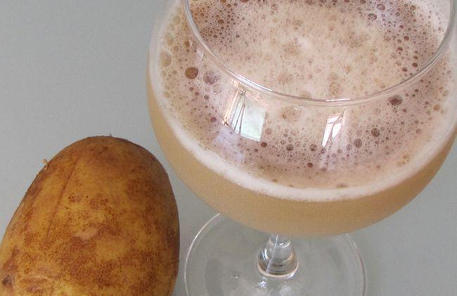 Як використовувати картопляний сік - користь і шкода коренеплоду