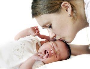 Як можна міряти температуру немовляті?