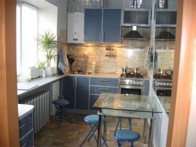Простір на кухні
