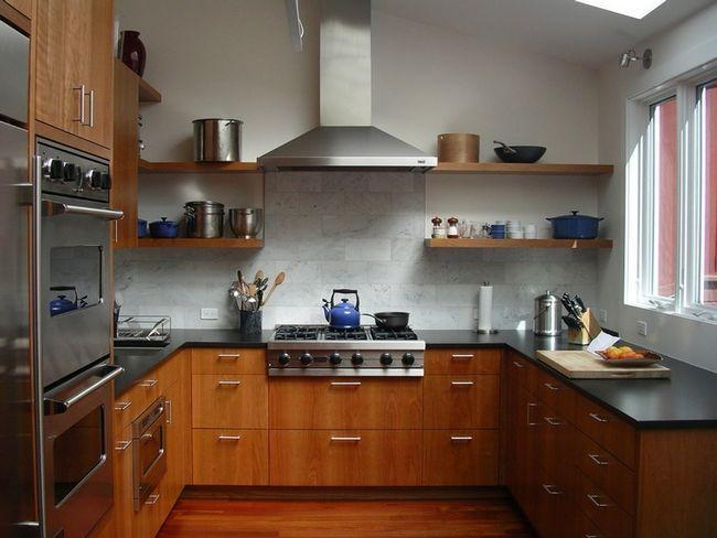 тристороння кухня