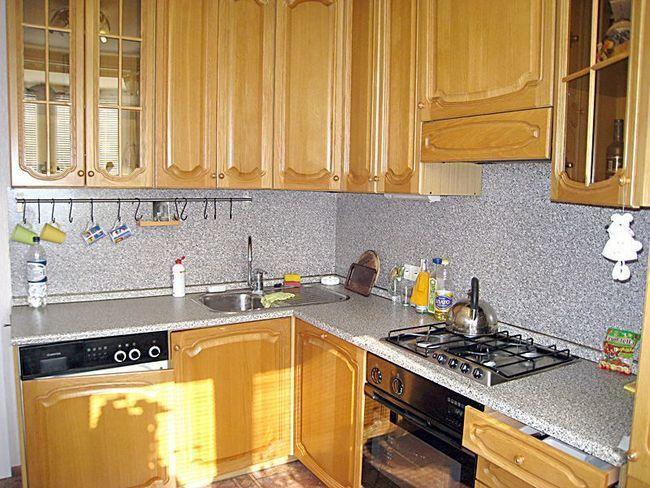 Огляд маленької кухні