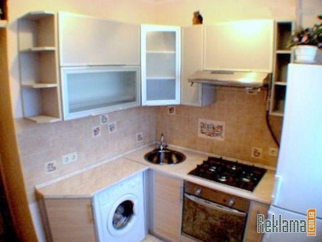 Як розмістити меблі в кухні