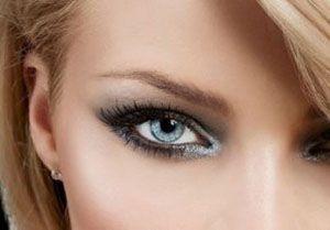 Як підібрати макіяж для блакитних очей