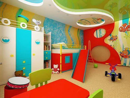 Як підібрати підлогу для дитячої кімнати
