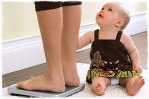 Як схуднути, якщо ще годуєш дитину грудьми
