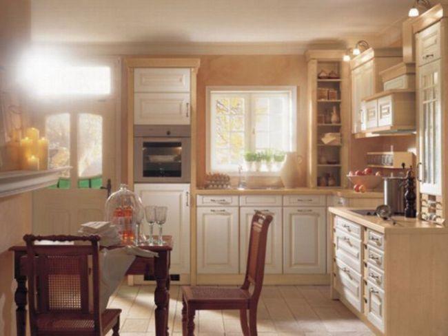 Стиль кантрі в кухонній імпровізації
