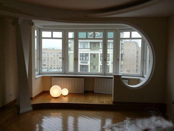 Як самостійно підняти підлогу на балконі