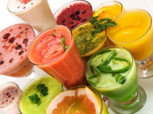 Як зробити коктейлі з фруктів: різновиди і користь