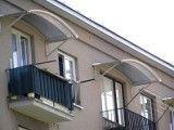 Навісний дах балкона