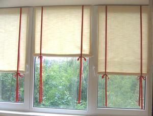 Які бувають рулонні штори