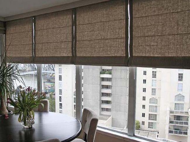 Текстиль на вікнах