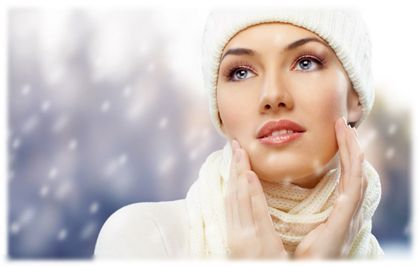 Як доглядати за шкірою обличчя взимку?
