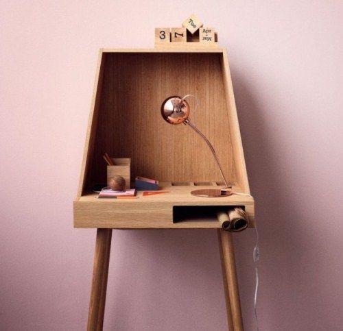 Компактний робочий стіл