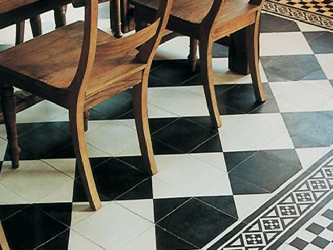 Який підлогу краще зробити на кухні - вибір матеріалу