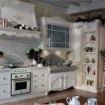 дизайн кухні кантрі