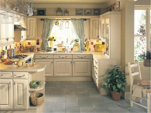 кухні кантрі