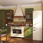 стиль кантрі на кухні