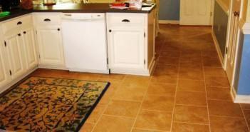 Керамічний підлогу на кухні: як вибрати, що врахувати і як укласти