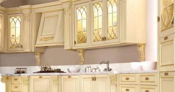 Красиві фасади: дверцята для кухонного гарнітура