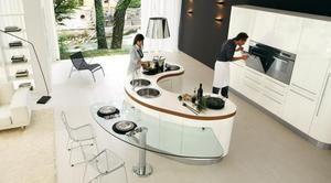 Кухня з островом: фото, особливості планування та дизайн